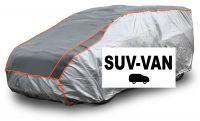 Ochranná SUV-VAN 530×205×160cm plachta proti kroupám