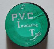 Izolační páska PVC, černá 10m odolná vysokým teplotám