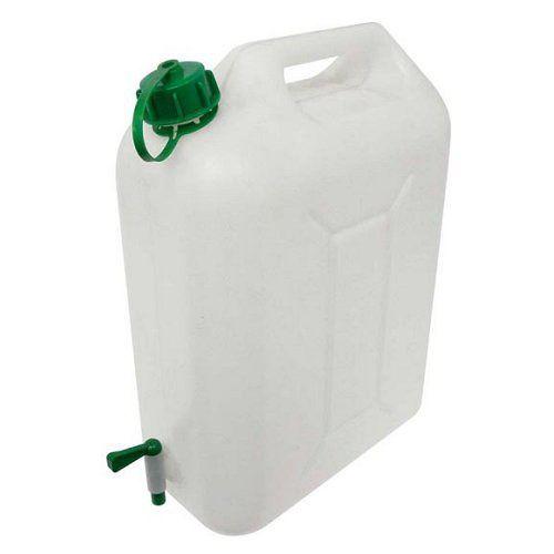 Plastový kanystr na vodu 10 litru