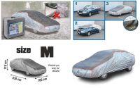 Autoplachta M 430×165×119 cm ochranná plachta protí kroupám