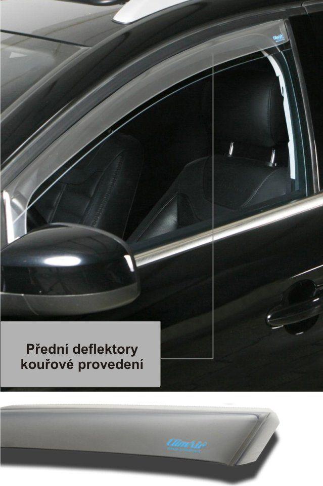 Větrné clony (ofuky), Škoda Octavia III. Limousine/Combi, přední