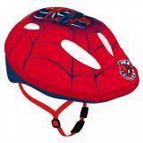 Dětska přilba na kolo Spiderman, 52-56 cm Walt Disney