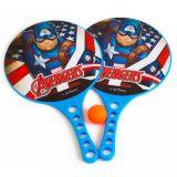 Set na plážový tenis Capitan America