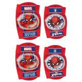 Chrániče kolen a loktů pro děti Spiderman člověk pavouk