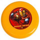 Létající talíř disk Disney Iron man Avengers 25 cm