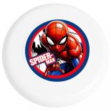 Létající talíř disk Disney Spiderman Člověk pavouk 25 cm