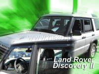 Plexi, ofuky Land Rover Discovery II, 5D. 1999-2004, přední + zadní HDT