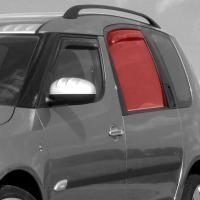 Sluneční clony - zadní dveře, Škoda Roomster