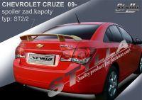 Zadní spoiler křídlo zadní pro CHEVROLET Cruze 2009r =>