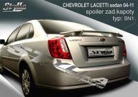 Zadní spoiler křídlo zadní pro CHEVROLET Lacetti sedan 2004-2011r