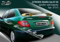 Zadní spoiler křídlo zadní pro CITROEN Xsara 3dv., 1997-2005