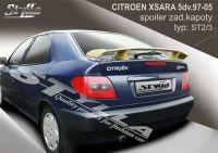 Zadní spoiler křídlo zadní pro CITROEN Xsara 5dv., 1997-2005