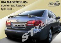Zobrazit detail - Zadní spoiler křídlo zadní pro KIA Magentis 2005r =>