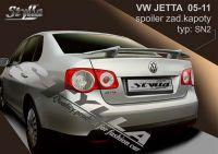 Zadní spoiler křídlo zadní pro VW JETTA 2005-2011r