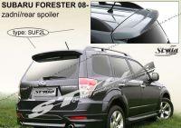 Zobrazit detail - Zadní spoiler křídlo a střešní pro SUBARU Forester 2008r =>