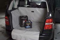 Vana do kufru Dacia Duster 2WD od 2009, BOOT- PROFI CODURA