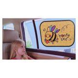 Clona na boční okno elektrostatik 2ks HONEY BEE včelka