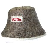 """Klobouk do sauny """"Sauna"""""""