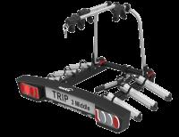Nosič na tažné zařízení HAKR TRIP pro 3 kola Middle