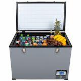 Autochladnička / mraznička / lednice kompresorová / chladící box do auta Aroso 12V/24V/230V 95l -18°C