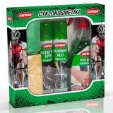 Dárková sada cyklokosmetiky Carlson Bicycle Edition - pro jízdní kola / elektrokola