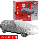 Plachta na auto / autoplachta Ultimate Protection - Combi velikost M / rozměry 458x161/153x121cm