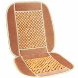 Potah sedadla masážní - kuličkový / dřevo