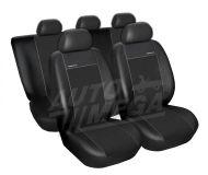 Zobrazit detail - Autopotahy Ford C MAX, od r. 2003-2010, 5míst, Eco kůže + alcantara černé