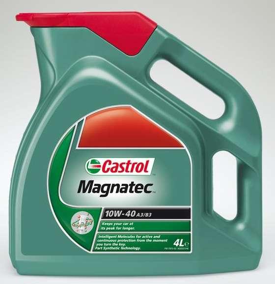 Motorový olej Castrol Magnatec 10W-40 A3/B4 4litry