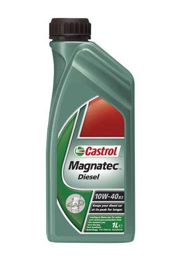 Motorový olej Castrol magnatec Diesel 10W-40 B3, 1 litr