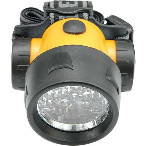 Voděodolná čelová montážní lampa montážní, cyklistiská lampa Led 17