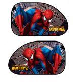 SLUNEČNÍ CLONA boční šikmé Spider man Člověk pavouk 2ks
