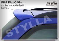 Zadní spoiler horní zadní pro FIAT Palio 1996r =>