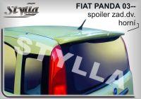 Zadní spoiler horní zadní pro FIAT Panda 2003r =>