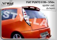 Zadní spoiler horní zadní pro FIAT Punto II 3/5dv. 1999r =>