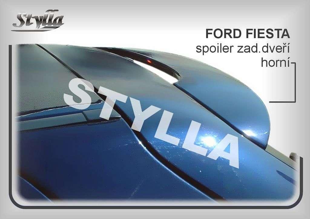 Spoiler, křídlo na zadní dveře horní na míru pro FORD Fiesta 1995-2002r