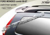 Zadní spoiler horní zadní pro FORD Mondeo combi 2000-2007r