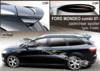 Zadní spoiler horní zadní pro FORD Mondeo combi 2007r =>