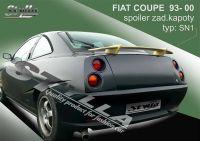 Zadní spoiler křídlo zadní pro FIAT Coupe 1993-2000r