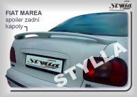 Zadní spoiler křídlo zadní pro FIAT Marea sedan 1996r =>