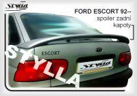 Zadní spoiler křídlo zadní pro FORD Escort htb 1992-2000r