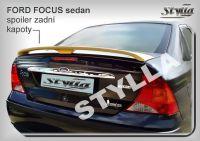 Zadní spoiler křídlo zadní pro FORD Focus sedan 1999-2005r
