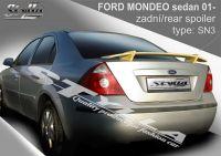 Zadní spoiler křídlo zadní pro FORD Mondeo sedan 2000-2007r