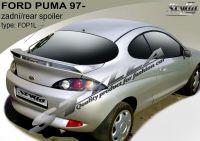 Zadní spoiler křídlo zadní pro FORD Puma 1997-2002r