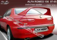 Zadní spoiler křídlo pro Alfa Romeo 156 1997-2005r