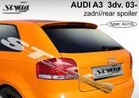 Spoiler zadní kapoty pro AUDI A3 3dv. 2003r =>