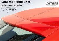 Spoiler zadní kapoty, střešní pro AUDI A4 sedan 1995-2001r