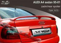 Spoiler zadní kapoty pro AUDI A4 sedan 1995-2001r