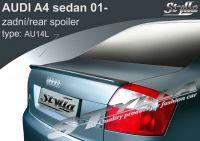 Spoiler zadní kapoty pro AUDI A4 sedan 2001r =>