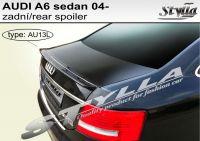 Spoiler zadní kapoty pro AUDI A6 sedan 2004-2011r